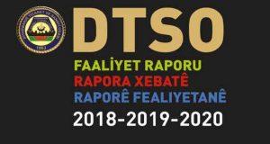 2018-2021 DTSO Faaliyet Raporu