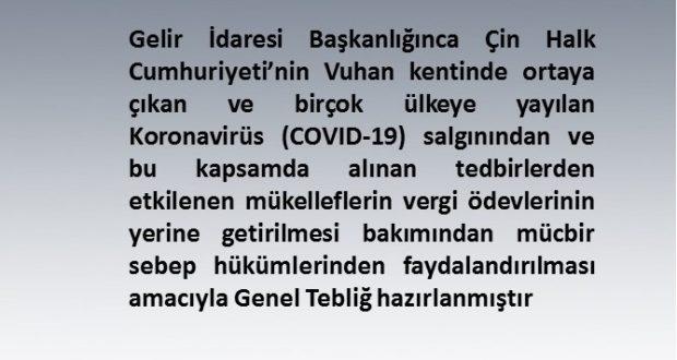 Gelir Idaresi Baskanligindan Mucbir Sebepler Diyarbakir Ticaret